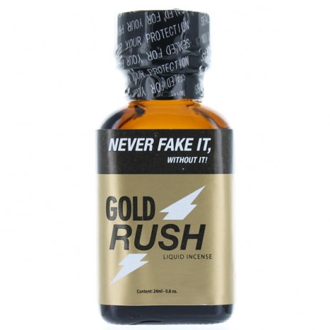Rush Gold Poppers 24ml