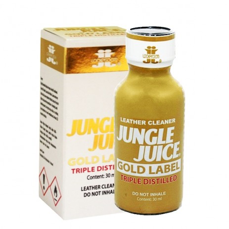 Jungle Juice Gold Label Poppers - 30ml