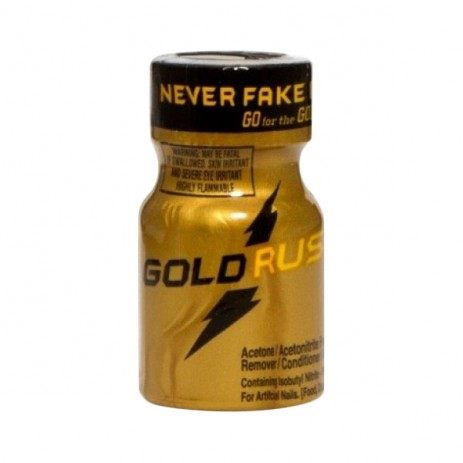 Rush Gold Poppers 10ml