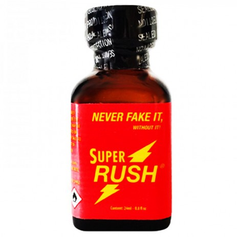 Super Rush Poppers - 24ml