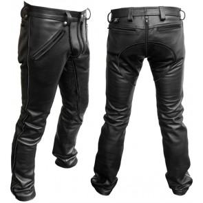 Mister B FXXXer-Jeans All Black