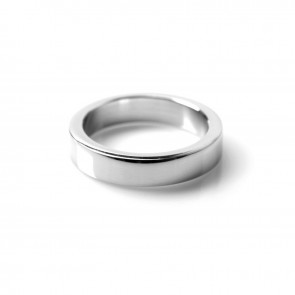 RVS Cockring Silver 10mm