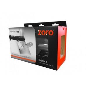 Zoro Knight Hollow Strap-On Dildo 15 cm
