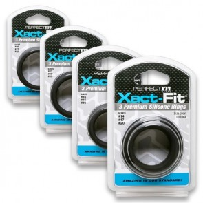 Xact-Fit cockringen van Perfect Fit