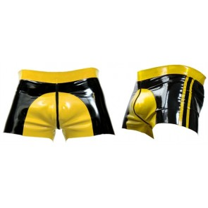 Mister B Shorts Yellow Saddle