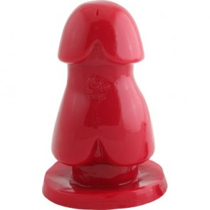 TSX Ream and Scream Plug Red