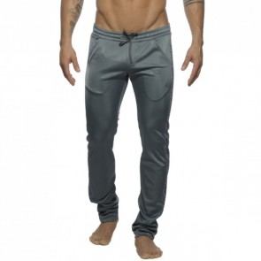 Addicted Geomatrix Pant Silver
