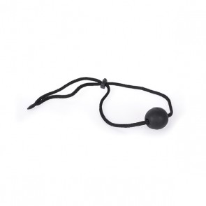 Ball gag zwart - Kiotos Leather