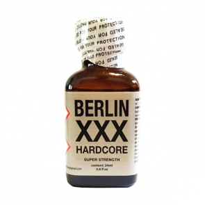 Berlin XXX Hardcore Poppers - 24ml