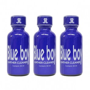 Blue Boy Poppers 30 ml - 3 Flesjes