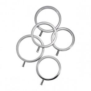 ElectraStim - ElectraRings Solid Metal Cock Rings