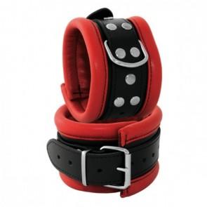 Rode enkel boeien 6,5 - Kiotos Leather