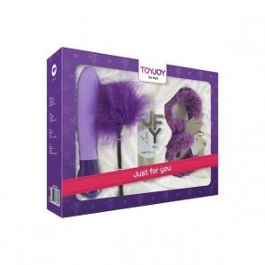 Jfy Luxe Box No 1 Purple Verpakt