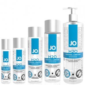 Jo H2O Glijmiddel op Waterbasis