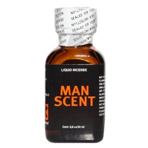 Man Scent Poppers - 24 ml