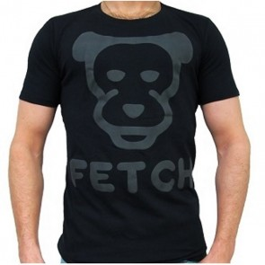 Mister B FETCH T-shirt Black