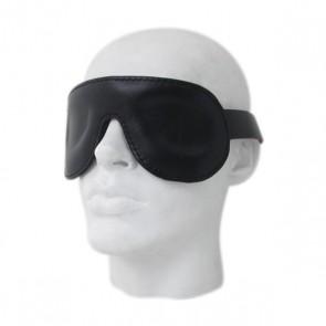 Mister B Premium Leather Blindfold