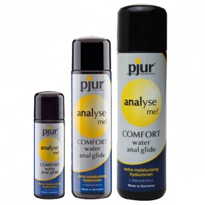 Pjur Analyse Me Comfort Waterglide Glijmiddel
