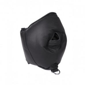 Professioneel open masker - Kiotos Leather