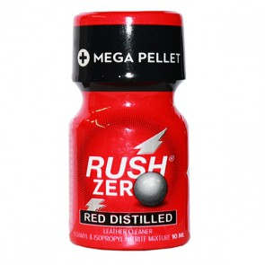 Rush Zero Red Poppers - 10ml