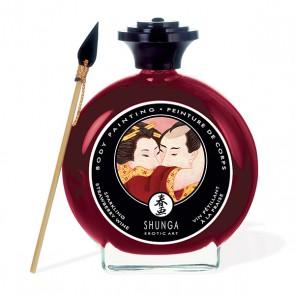 Bodypaint Strawberry Wine van Shunga