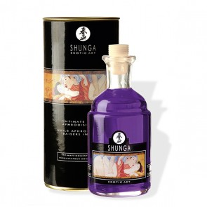 Intimate Kisses Aphrodisiac Oil Orgy of Grapes van Shunga