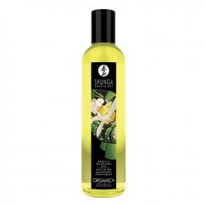 Organica Erotische Massage Olie - Groene Thee - van Shunga