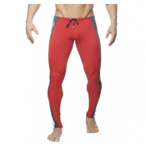ES Collection Running Pants Red