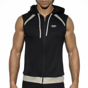 ES Collection Electric Hoody - Zwart