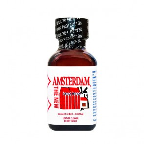 The New Amsterdam Poppers - 24ml