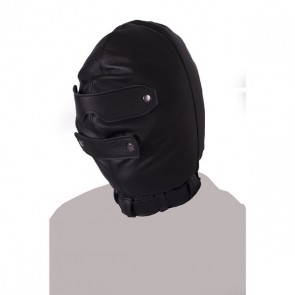 Masker Total Black Out - Kiotos Leather