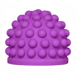 Wand Essentials Massage Bumps Opzetstuk Paars