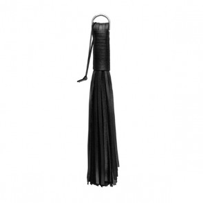 Zachte Zweep - Kiotos Leather Zwart