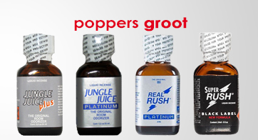 Poppers Groot