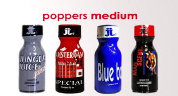 Poppers Medium
