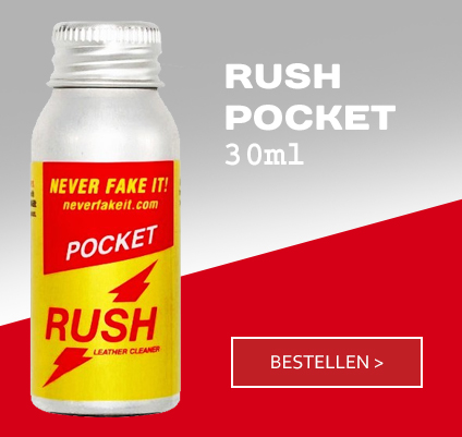 Rush Pocket Poppers - 30ml
